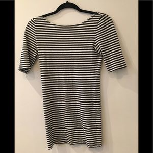 Club Monaco striped top size xs